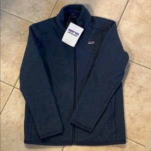 Boys Patagonia zip up